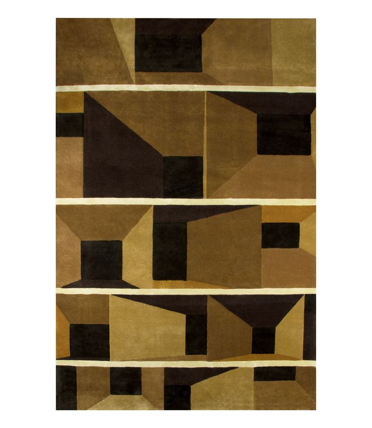 West - 5 Mid-Century Modern Rugs Idea To A Colorful Interior Design