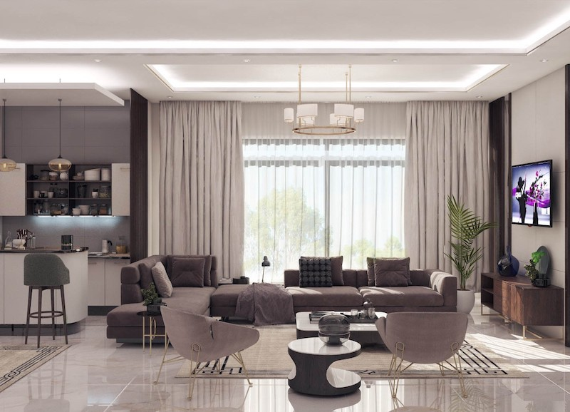 Bothina Contracting & Design