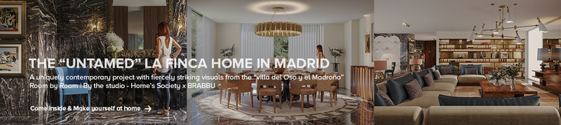 Get to know the exquisite Untamed La Finca Home in Madrid 2