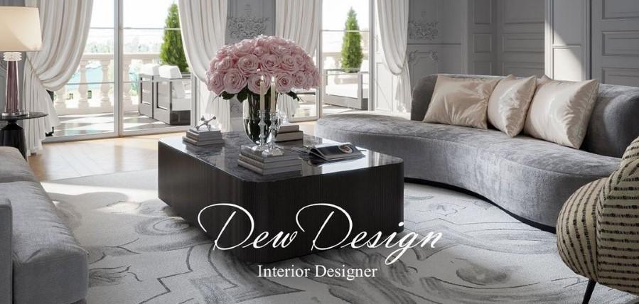 Rugs Interior Design Inspiration by Dew Design