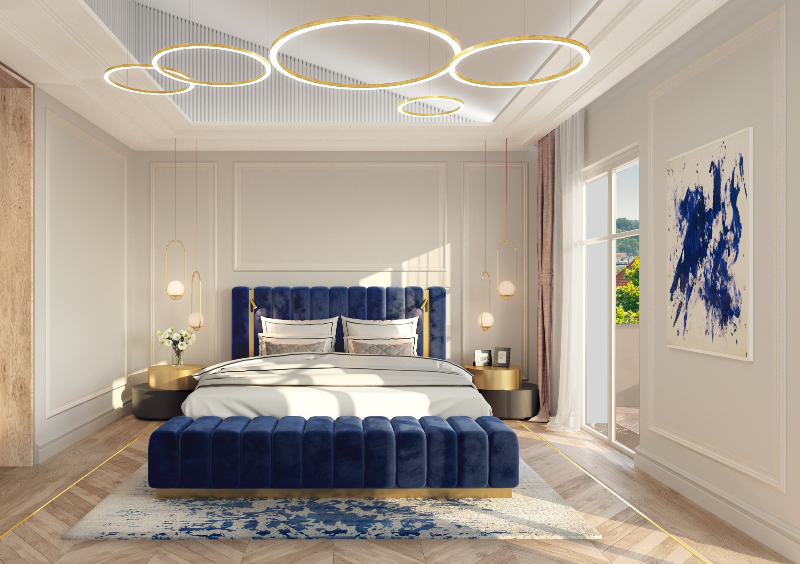 Cochet Païs Architecture & Interior Design with Fabulous Rugs for Huge Spaces
