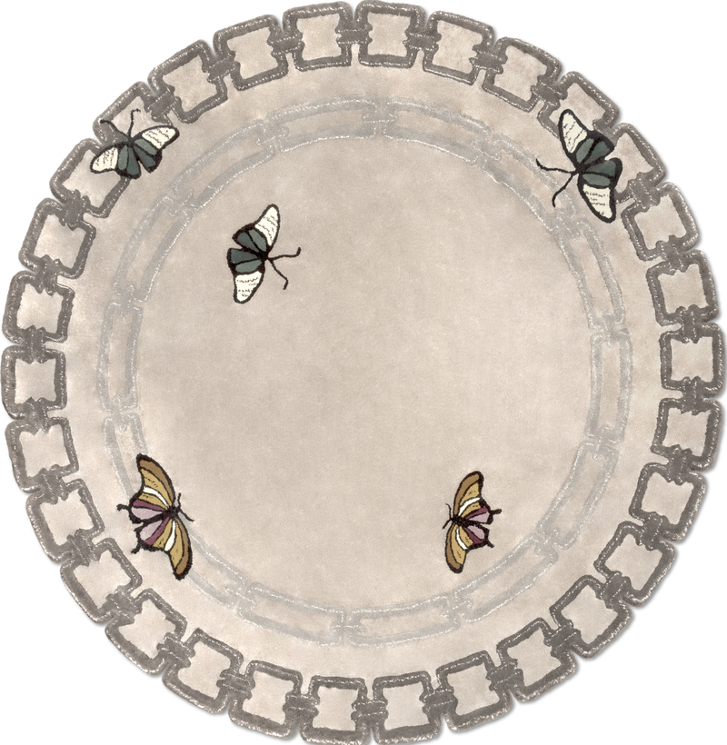"""Covenant Dining Room: The Exquisite """"Untamed"""" Rugs"""