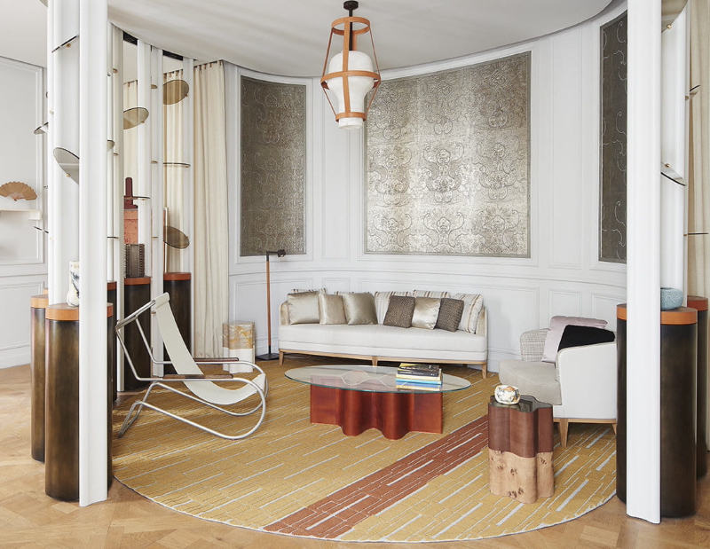 Delicate Projects with Wonderful Rugs By Elliott Barnes