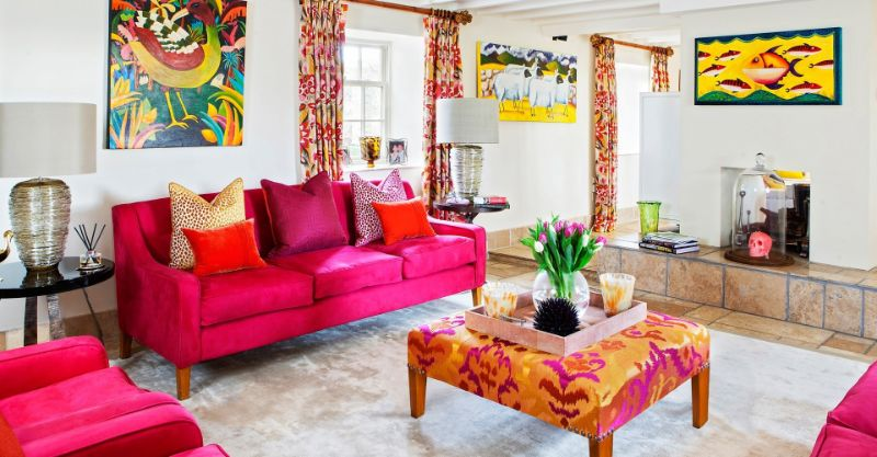 Ideas For House Decoration by Sophie Peckett