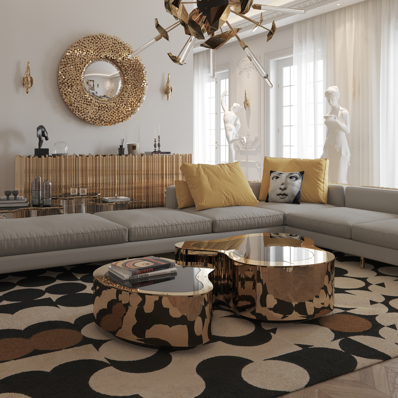 Modern Rugs To Welcome Cold Months: Start Preparing The Fall & Winter
