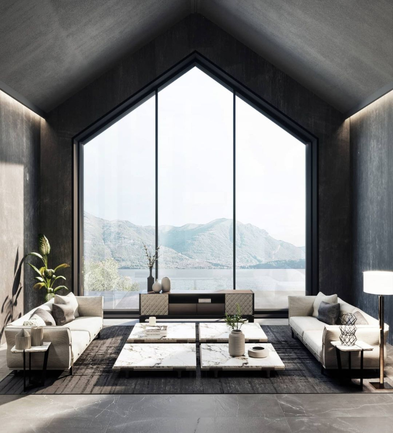 Remarkable Interior Design Projects by Matteo Nunziati