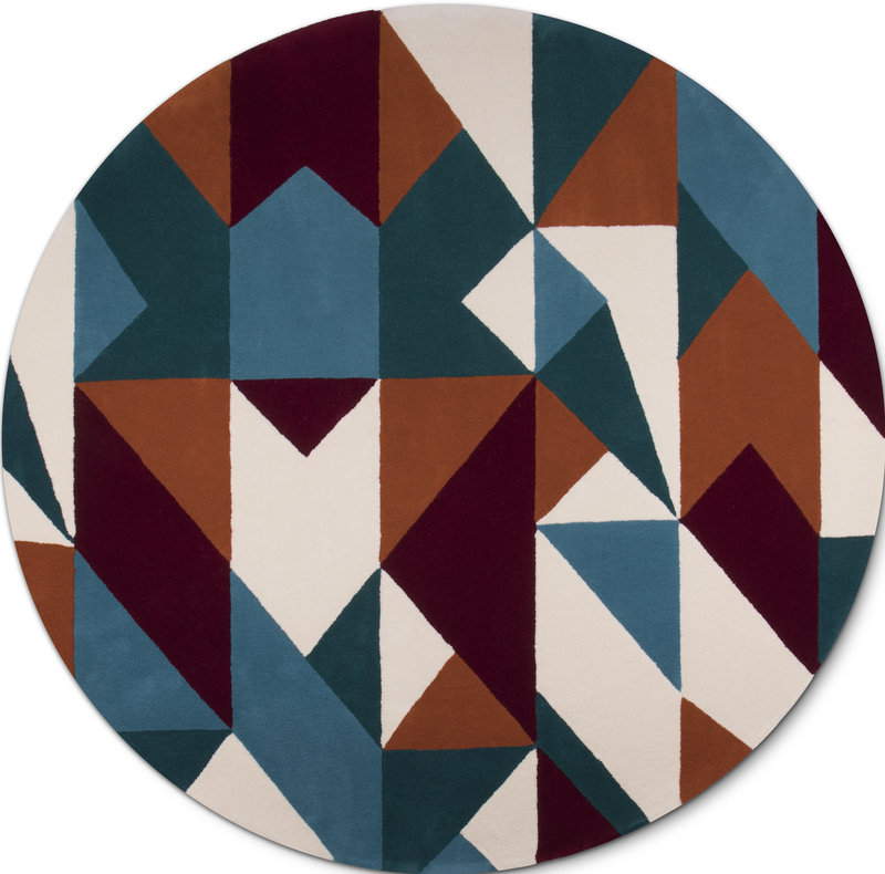 Round Rugs: Discover The Warmth From The Most Comforting Rugs