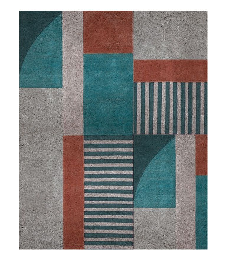 5 Colorful Rugs To Create The Perfect Dining Room Design