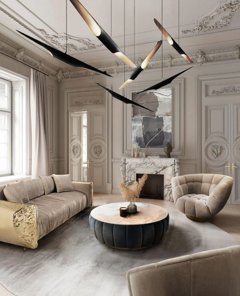 Astounding Designs That Impress A Selection Of The Best Neutral Round Rug