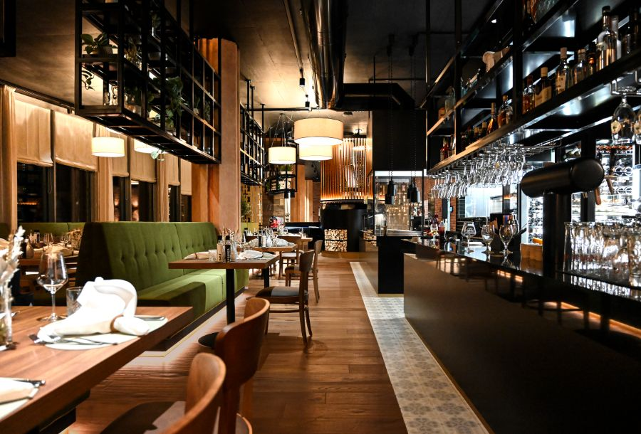 Smart Hotel by Martinuzzi Interiors