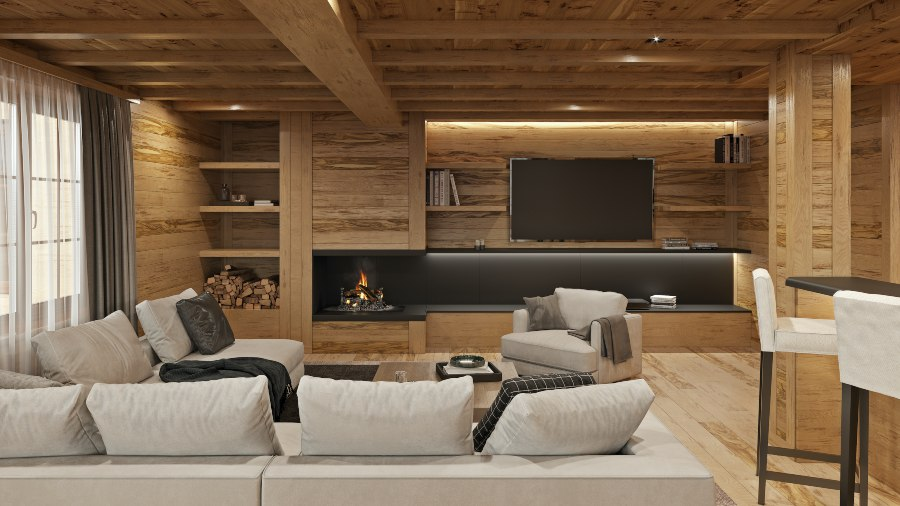 Modern Project by Martinuzzi Interiors