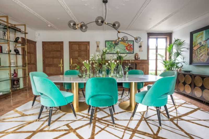 Rug Designs to Inspire You by Emilie Fournet Interiors