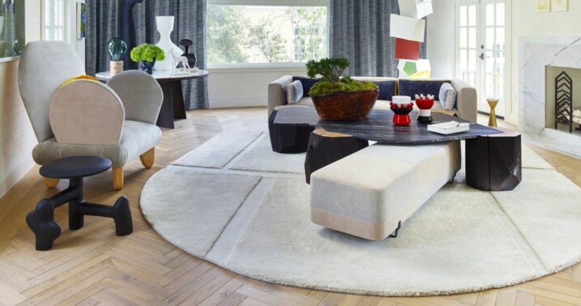 Modern Rugs from Applegate Tran Interiors's Projects