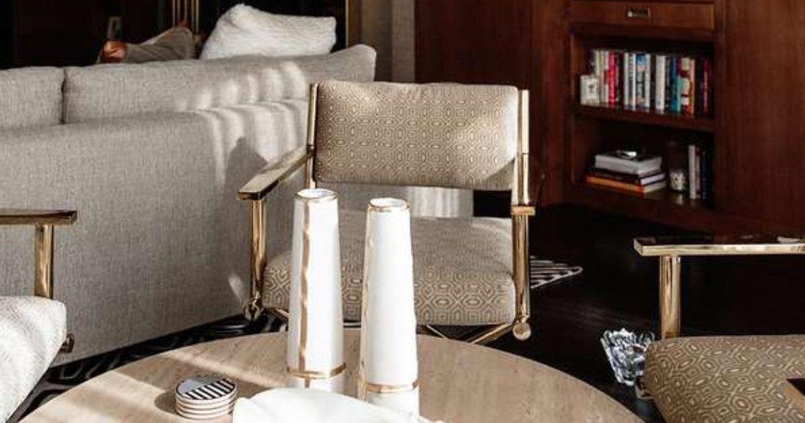 Luxurious Home Designs: The Art of Modern Rug Interiors