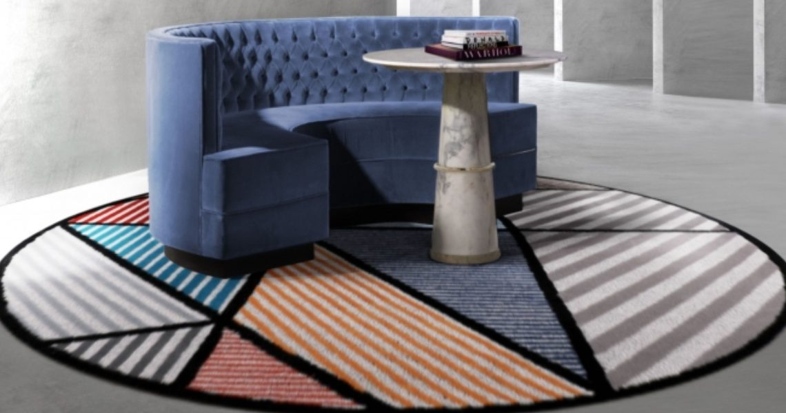 Mid-Century Designs: Unique Modern Rugs