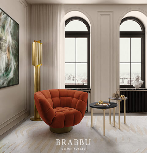 Essex Armchair by BRABBU