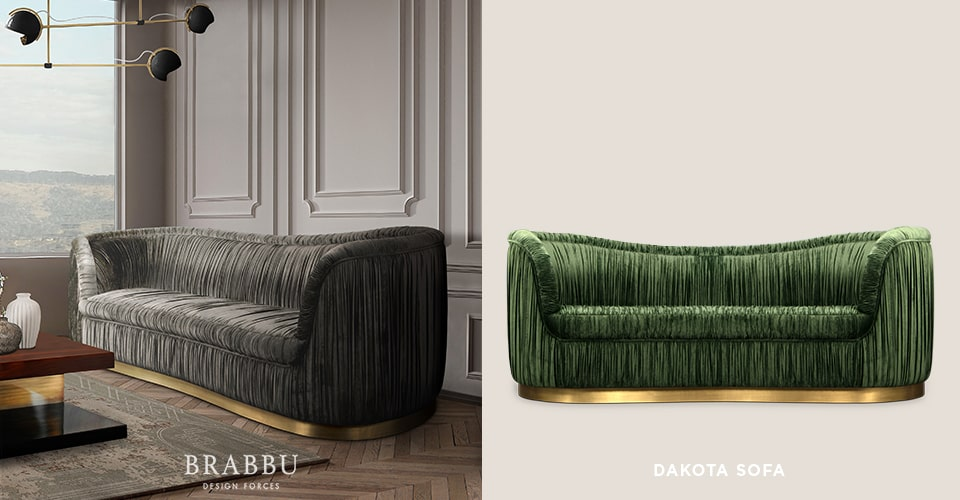 Dakota Sofa by BRABBU