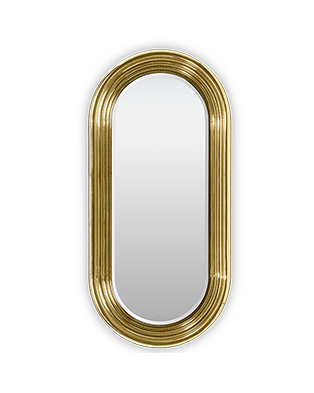 Colosseum Wall Mirror by Maison Valentina