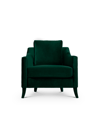 Como Armchair by BRABBU