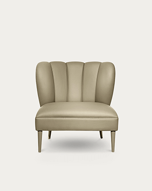 Dalyan Armchair by BRABBU