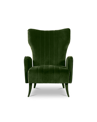 Davis Armchair by BRABBU