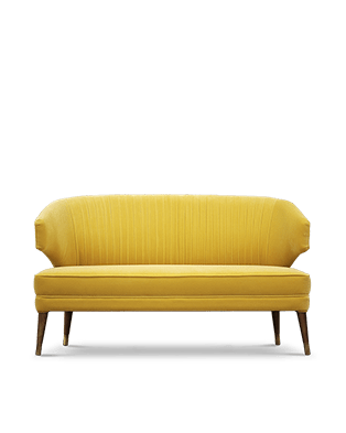 Ibis 2 Seat Sofa by BRABBU