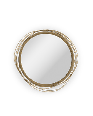 Kayan Mirror by BRABBU
