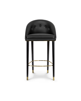 Malay Bar Chair by BRABBU