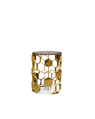 Manuka Side Table by BRABBU