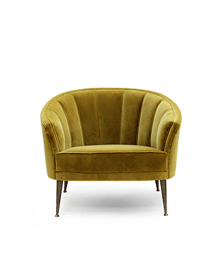 Maya Armchair by BRABBU