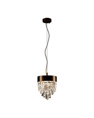 Naicca Pendant Light by BRABBU