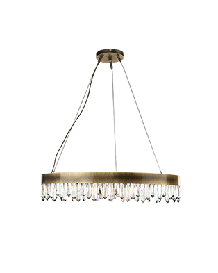 Naicca Suspension Light by BRABBU