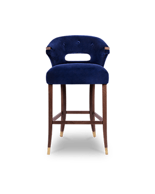 Nanook Bar Chair by BRABBU