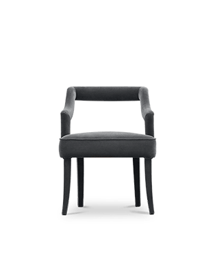 Oka Dining Chair by BRABBU