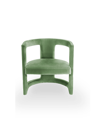Rukay Armchair by BRABBU