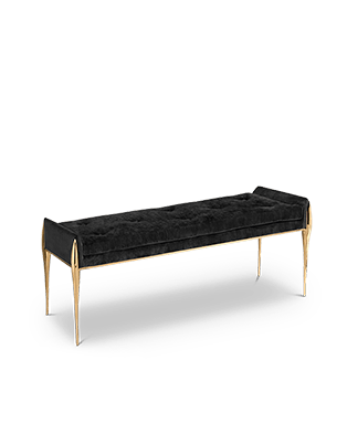Stiletto Bench by Maison Valentina