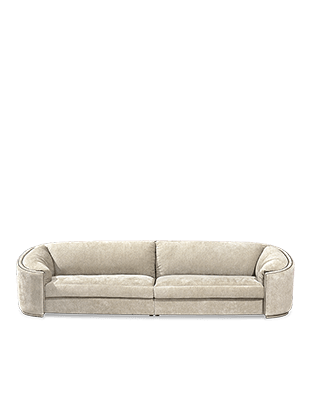 Wales 2 Seat Sofa by BRABBU