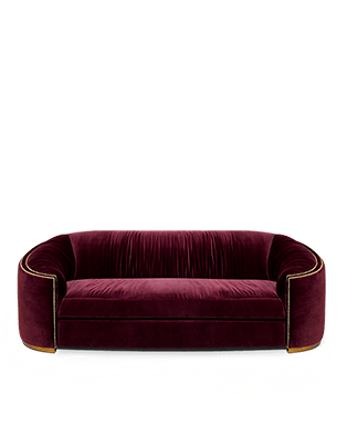 Wales Sofa by BRABBU