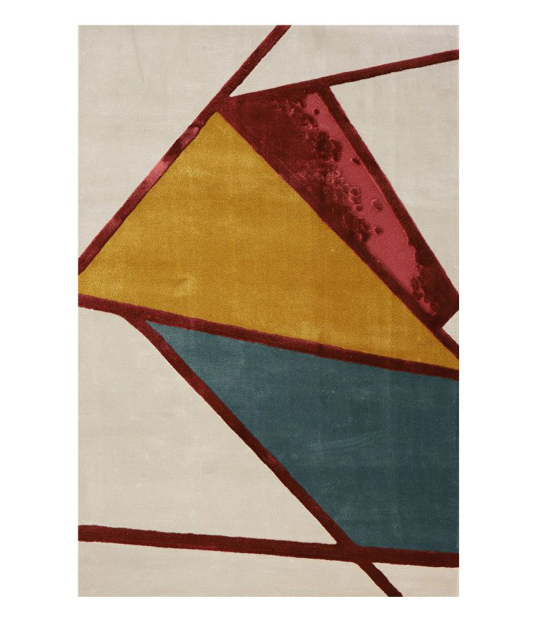 Bauhau Rug by Rug'Society