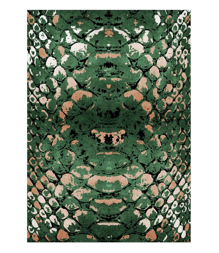 Reptilus Rug by Rug'Society