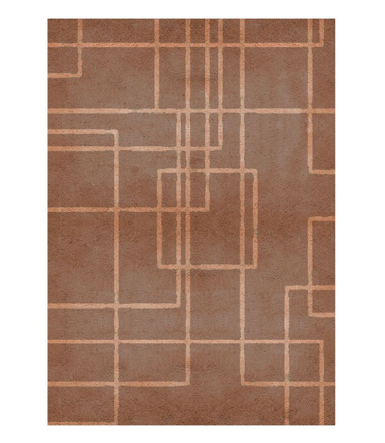 Terracotta Rug by Rug'Society