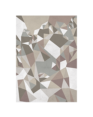 Diamond Rug by Rug'Society