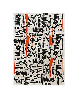 Inkaholic Rug by Rug'Society