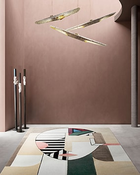 Geometric Collection by Rug'Society