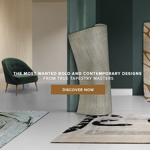 The Most Wanted Bold and Contemporary Design from True Tapestry Masters - Discover Now
