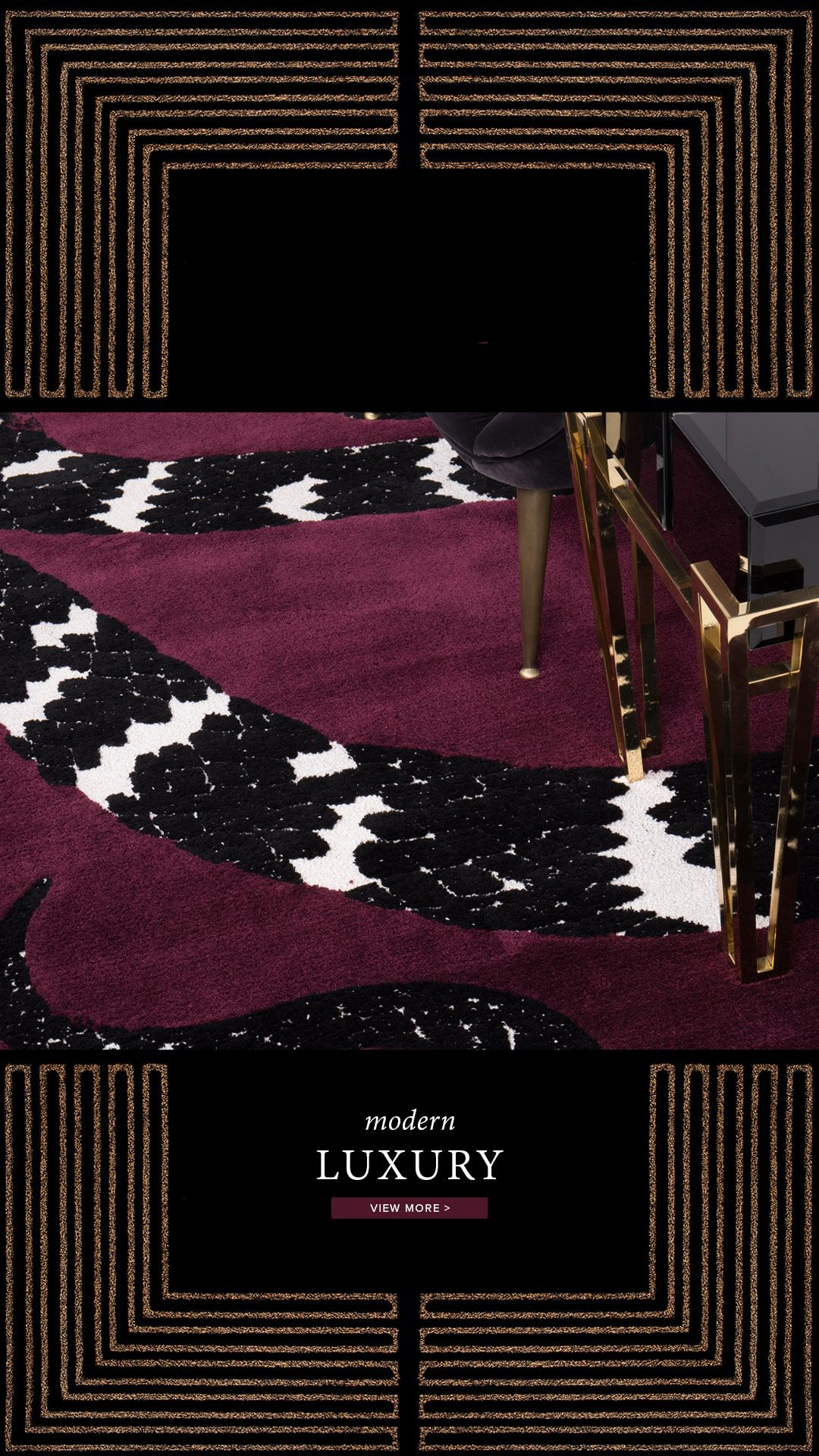 Rug Society Luxury Portuguese Tapestry
