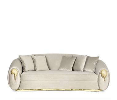 Soleil Sofa by Boca do Lobo