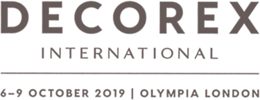 Decorex International - 6-9 October 2019 - Olympia London