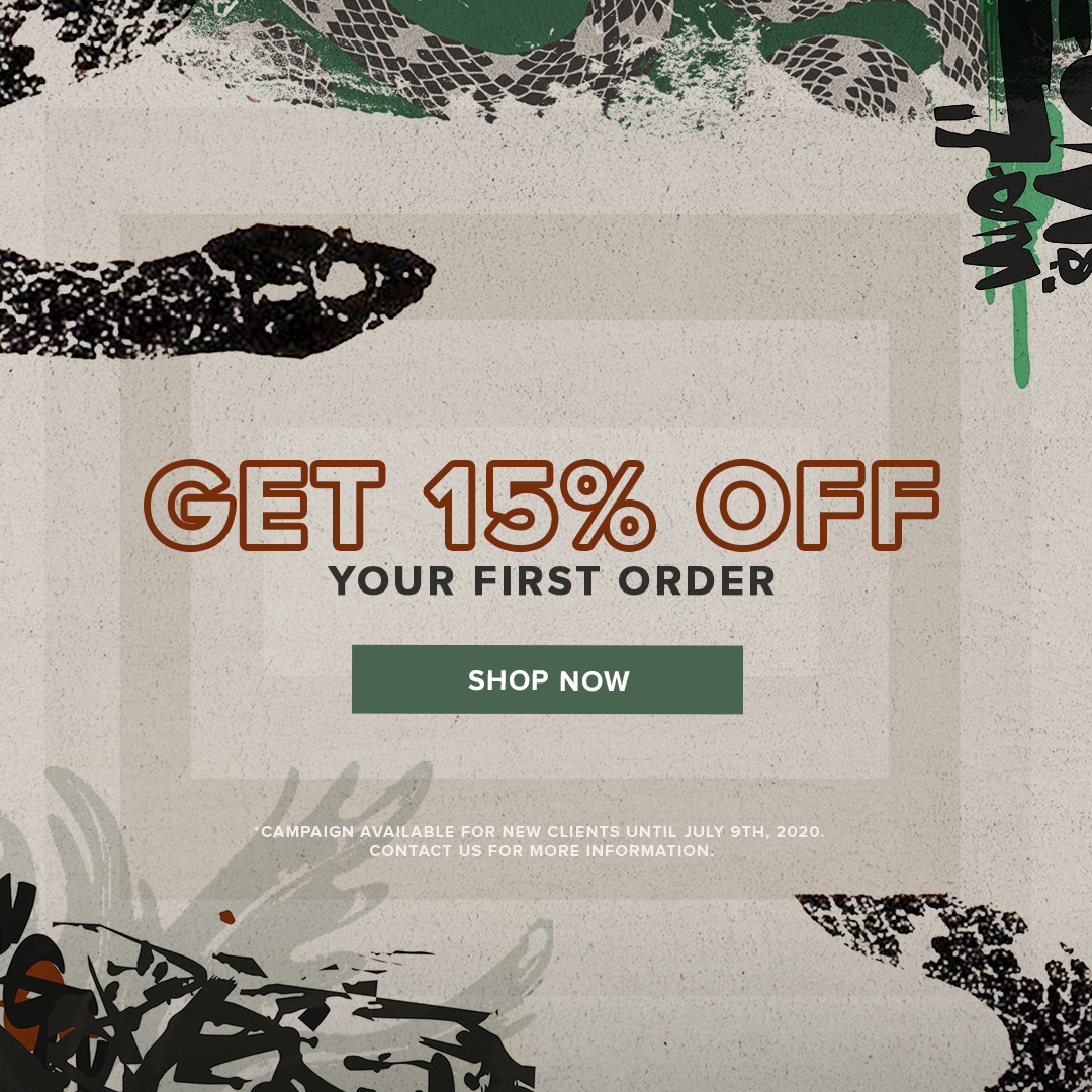 Get 15% off your first order - Shop Now