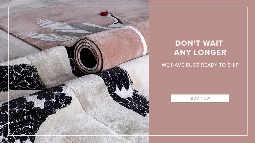 Don't wait any longer!- We have rugs Ready to Ship - Buy Now